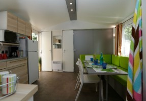 Mobil home Grand Confort - 6 pers 3ch cuisine