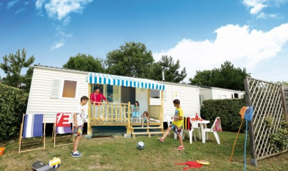 Mobil-Home Classic 4 personnes 2 chambres
