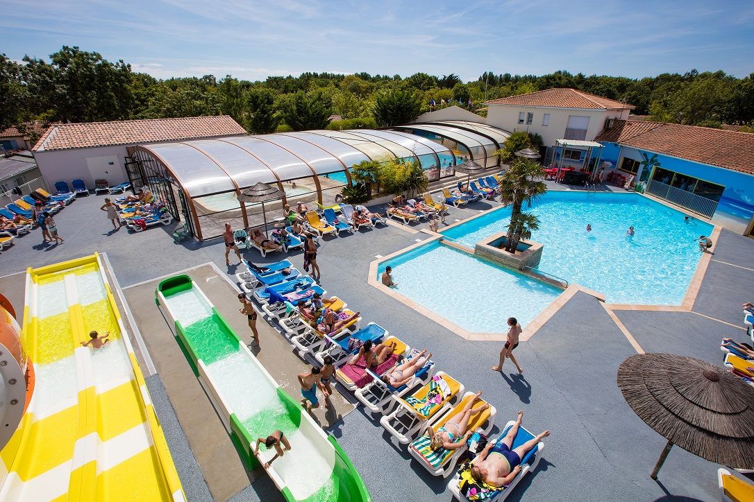 Camping le d 39 ol ron avec piscine camping ol ron loisirs for Camping 17 avec piscine